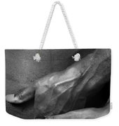 Touch Me There Weekender Tote Bag