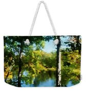Touch Of Autumn Weekender Tote Bag
