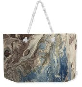 Touch Of Blue Weekender Tote Bag