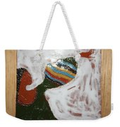 Touch The Sky - Tile Weekender Tote Bag