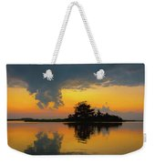 Touch The Sky Weekender Tote Bag