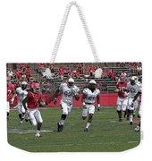 Rutgers Touchdown - Janarion Grant Weekender Tote Bag