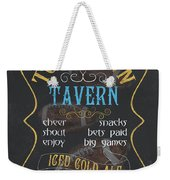 Touchdown Tavern Weekender Tote Bag