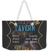 Touchdown Tavern Weekender Tote Bag