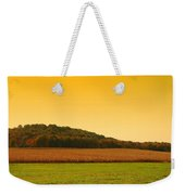 Touched By Golden Light - Battlefield Orchards Weekender Tote Bag