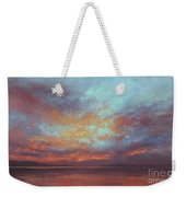 Touches Of Light Weekender Tote Bag