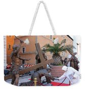 Touching Jesus Weekender Tote Bag
