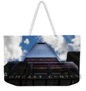 Touching The Sky - Comcast Center Weekender Tote Bag