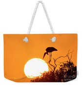 Touching The Sun Weekender Tote Bag