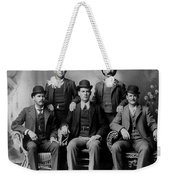 Tough Men Of The Old West 2 Weekender Tote Bag