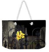 Toujours Souvenu Weekender Tote Bag by Marion Cullen