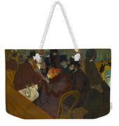 Toulouse-lautrec Moulin Rouge Weekender Tote Bag