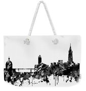 Toulouse Skyline-black Weekender Tote Bag