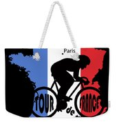 Tour De France 3 Weekender Tote Bag