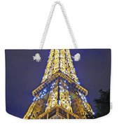 Tour Eiffel 2007 Weekender Tote Bag