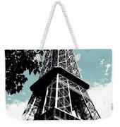 Tour Eiffel Weekender Tote Bag