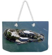 Tour Of Alcatraz Weekender Tote Bag
