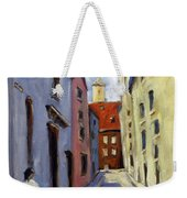 Tour Of The Old Town Weekender Tote Bag