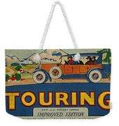 Touring Weekender Tote Bag