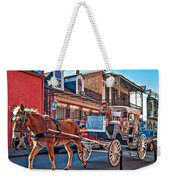 Touring The French Quarter Weekender Tote Bag
