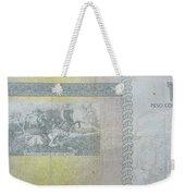 Tourist Dollars In Cuba Weekender Tote Bag