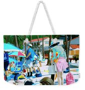 Tourists Weekender Tote Bag