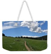 Towards The Sky Weekender Tote Bag