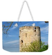 Tower At Chateau De Chinon Weekender Tote Bag