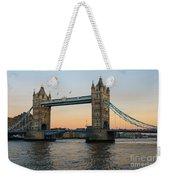 Tower Bridge 2 Weekender Tote Bag