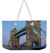 Tower Bridge 5 Weekender Tote Bag