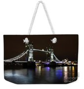 Tower Bridge Weekender Tote Bag