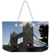 Tower Bridge London Weekender Tote Bag