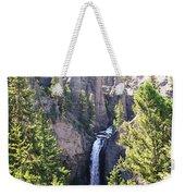 Tower Fall Yellowstone Weekender Tote Bag