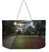 Tower Gardens Weekender Tote Bag