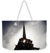 Tower Of Babel Weekender Tote Bag