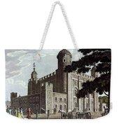 Tower Of London, 1799 Weekender Tote Bag