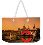 Tower Of London. Weekender Tote Bag