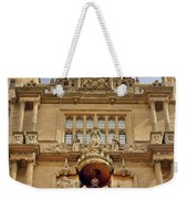 Tower Of The Five Orders Bodleian Library Oxford Weekender Tote Bag