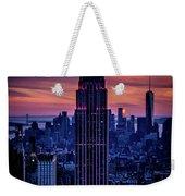 Tower Of Towers Weekender Tote Bag