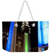 Towers Of Light Weekender Tote Bag
