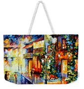 Town From The Dream Weekender Tote Bag