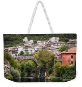Town Of Avo Weekender Tote Bag