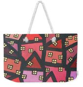 Town Of The Rising Sun Weekender Tote Bag
