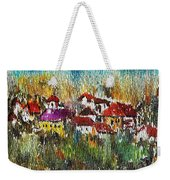 Town To Country Weekender Tote Bag
