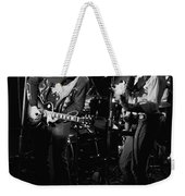 Toy And Tommy At Winterland 1976 Weekender Tote Bag