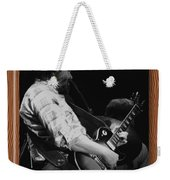 Toy Caldwell Of The Marshall Tucker Band Weekender Tote Bag