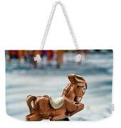 Toy Mule Weekender Tote Bag