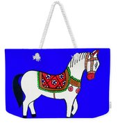 Toy Wooden Horse 1 Weekender Tote Bag