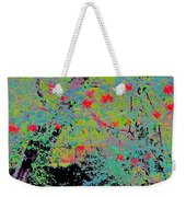 Toyon Berries At The Winter Holidays Weekender Tote Bag