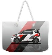 Toyota Scion Grmn Iq Racing Concept Weekender Tote Bag